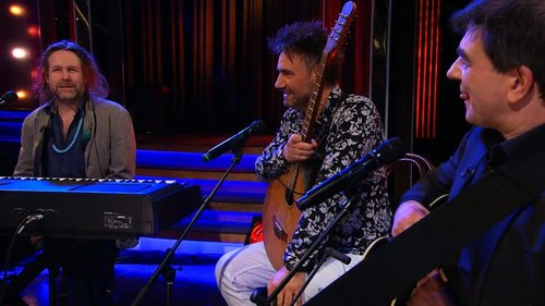 RTÉ Ray D'Arcy Show Image